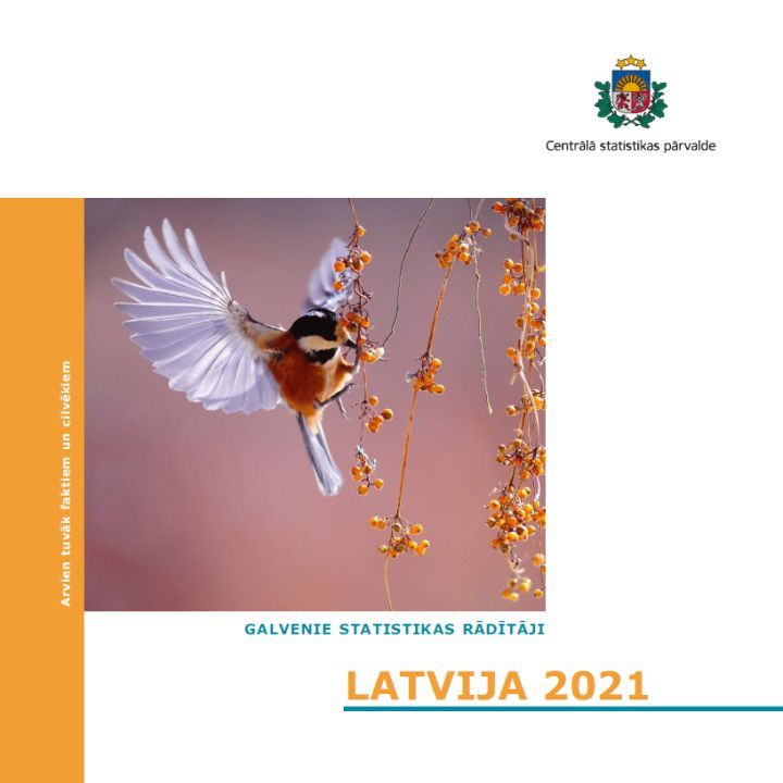 Publication cover - bird picture