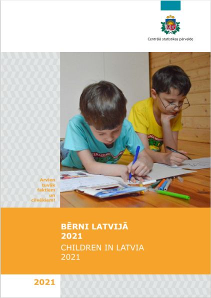 Ilustatīvs attēls - publikācijas vāks, divi zēni zīmē